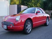 2005 FORD 2005 - Ford Thunderbird
