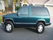 1998 CHEVROLET 1998 - Chevrolet Tahoe