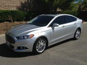 2013 FORD 2013 - Ford Fusion
