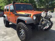2010 Jeep WranglerUnlimited Rubicon Sport Utility 4-Door