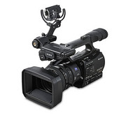 Sony HVR-Z5 Camcorder - professional
